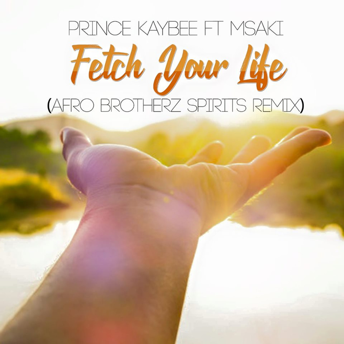 Prince Kaybee, Msaki - Fetch Your Life (Afro Brotherz Spirits Remix)